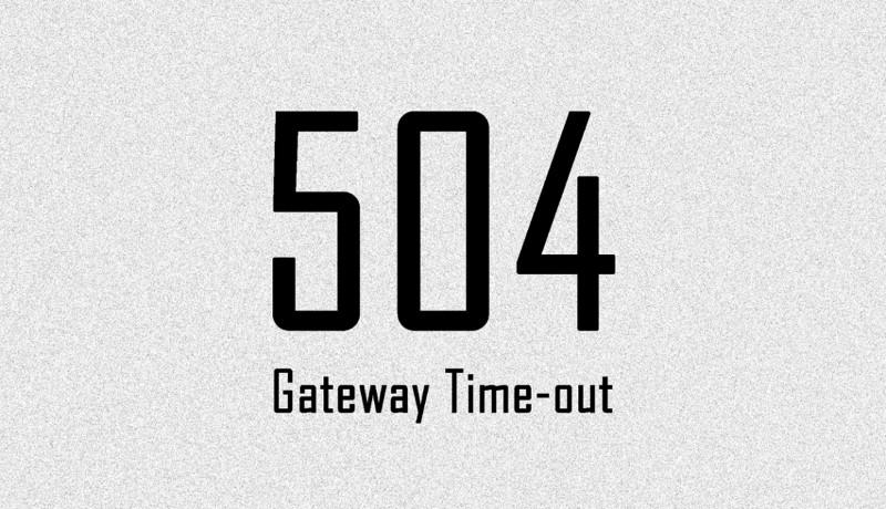 504 error in WordPress: How to fix it - wpDataTables