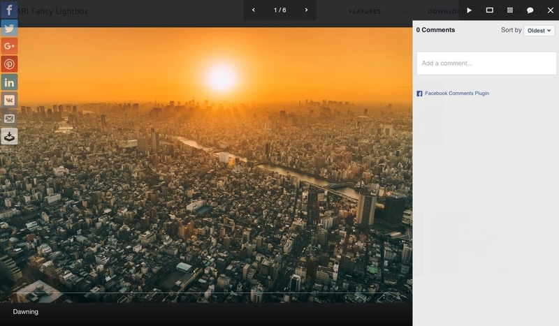 WordPress lightbox plugins you should know of