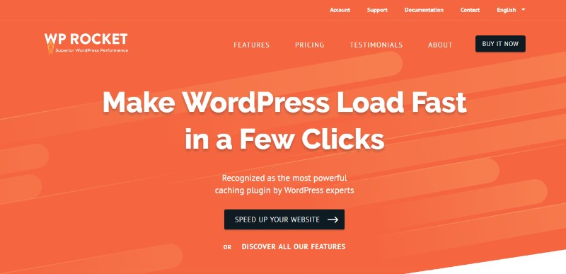 WordPress cache plugin options to test for your website