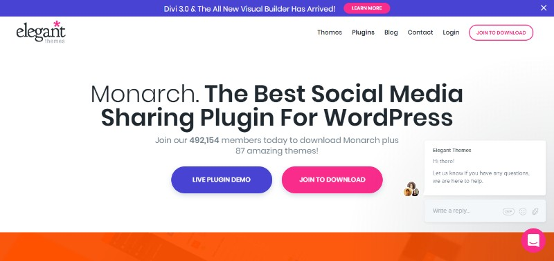 Pick Your Favorite Wordpress social media plugin out of this list