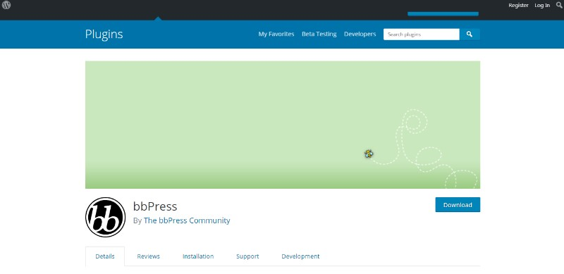 bbPress: Add Forums, Topics & Replies to Search Results