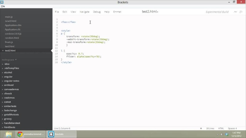 Brackets extensions to use when coding - wpDataTables - Tables and