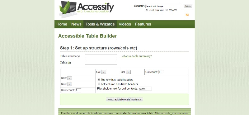 HTML Tables: All there is to know about them - wpDataTables - Tables