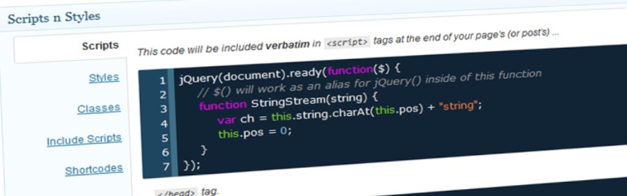 Add JavaScript to WordPress: How to do It easily