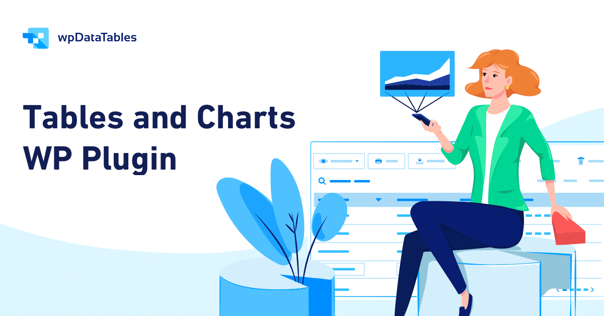Tables and Charts Creator - WordPress Table Plugin - wpDataTables
