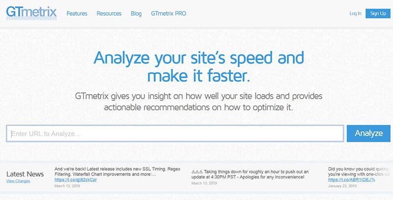 gt-metrix - wpDataTables - Tables and Charts WordPress Plugin
