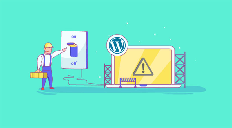WordPress Stuck in Maintenance Mode? Here is What to Do