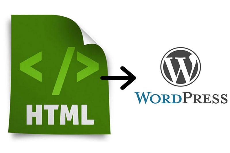 Convert HTML to WordPress Like a Pro