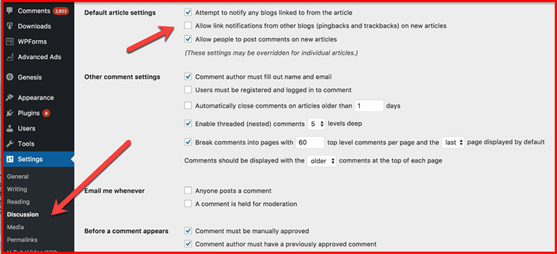 How to disable comments in WordPress (the full guide)