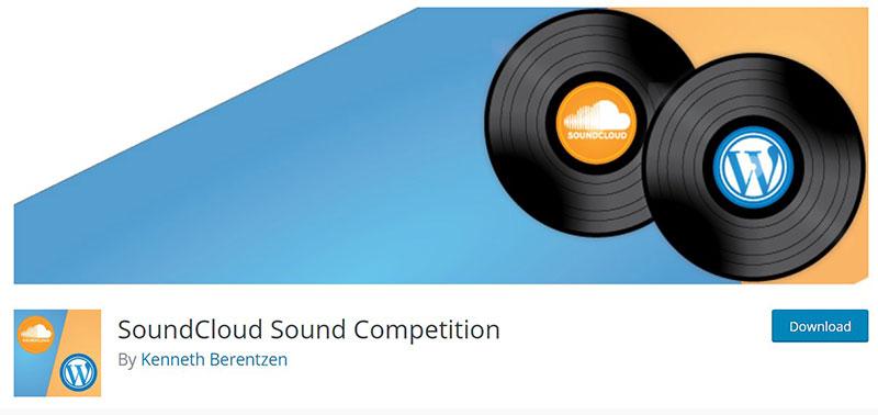 Soundcloud WordPress plugin options to embed music