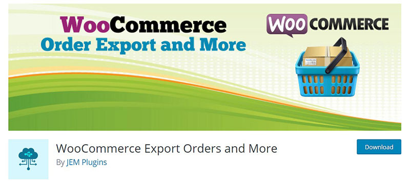 How to export WooCommerce orders easily