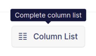 Column list button