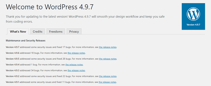 How To Check The WordPress Version Properly